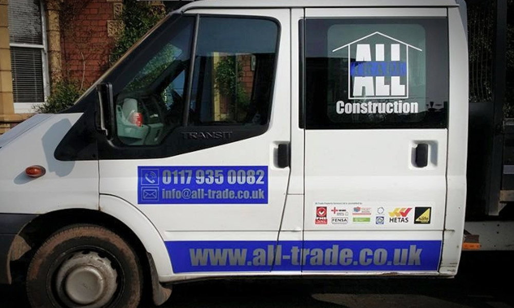 All Trade Property Van
