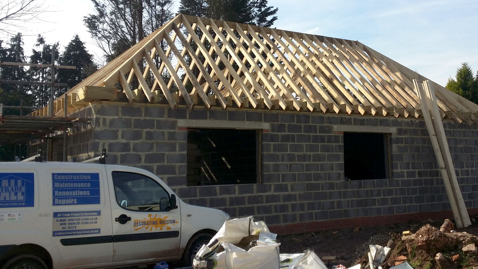 Carpentry by All Trade Property