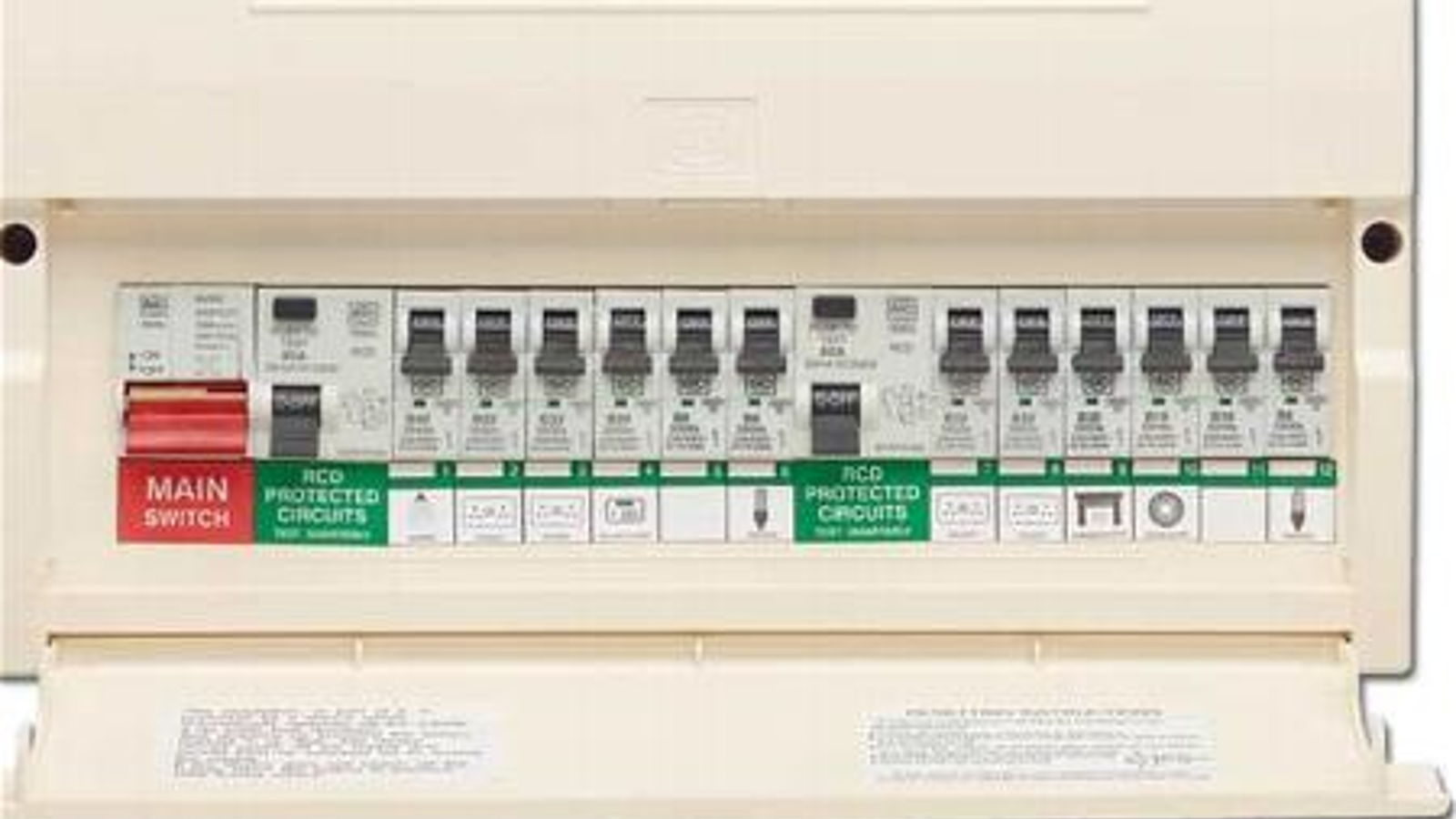 Electrical Installation by All Trade Property
