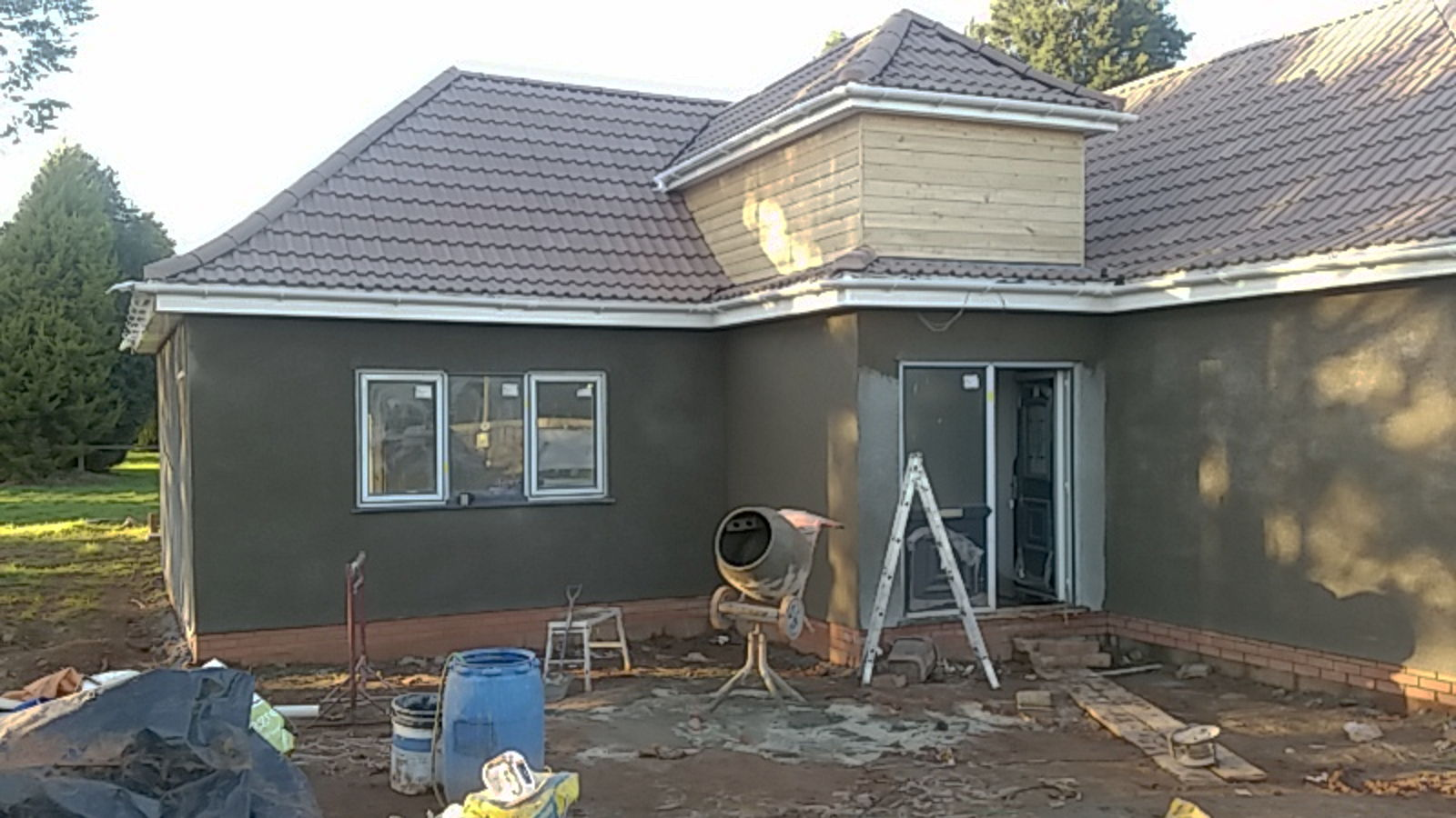 Plastering by All Trade Property