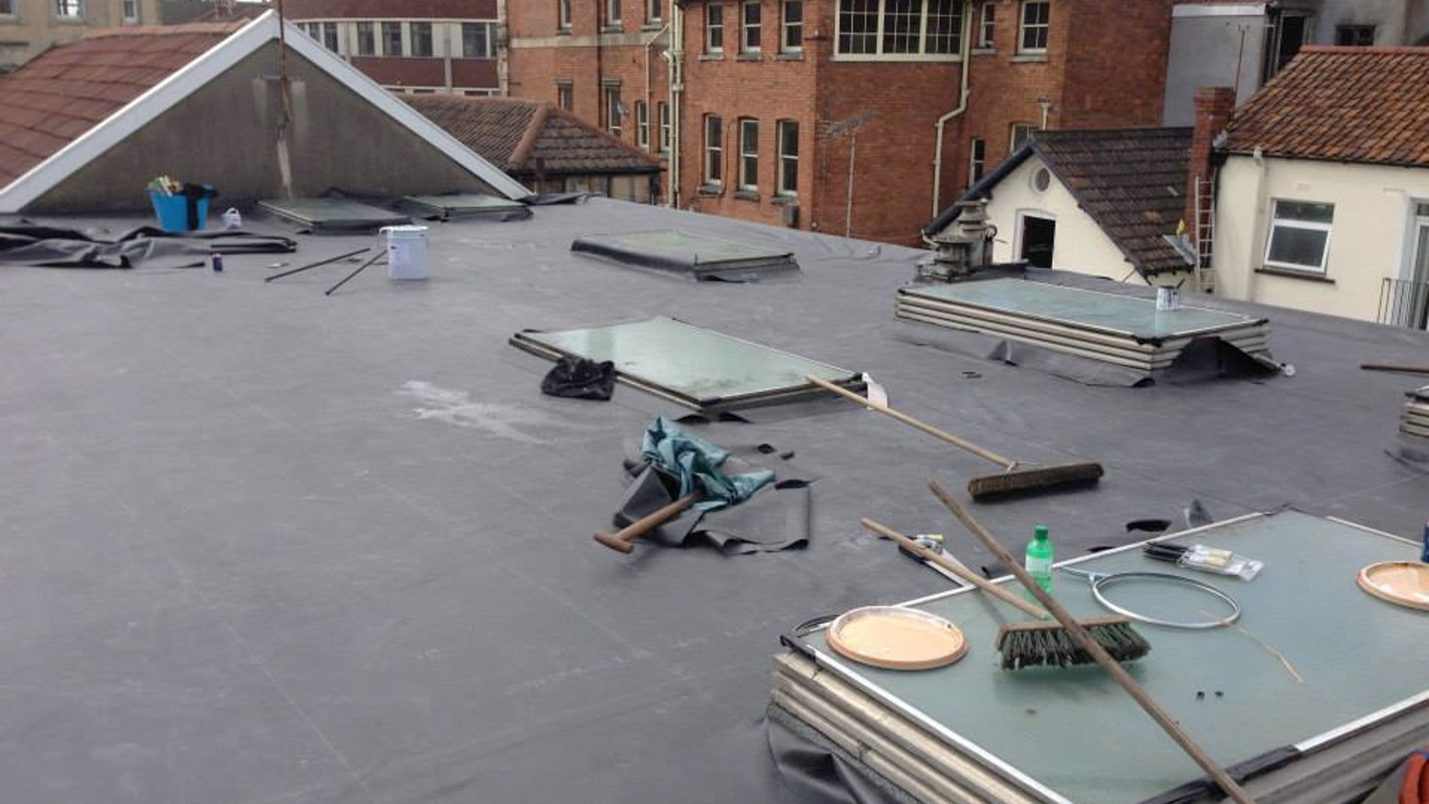 Full Roofing Service by All Trade Property