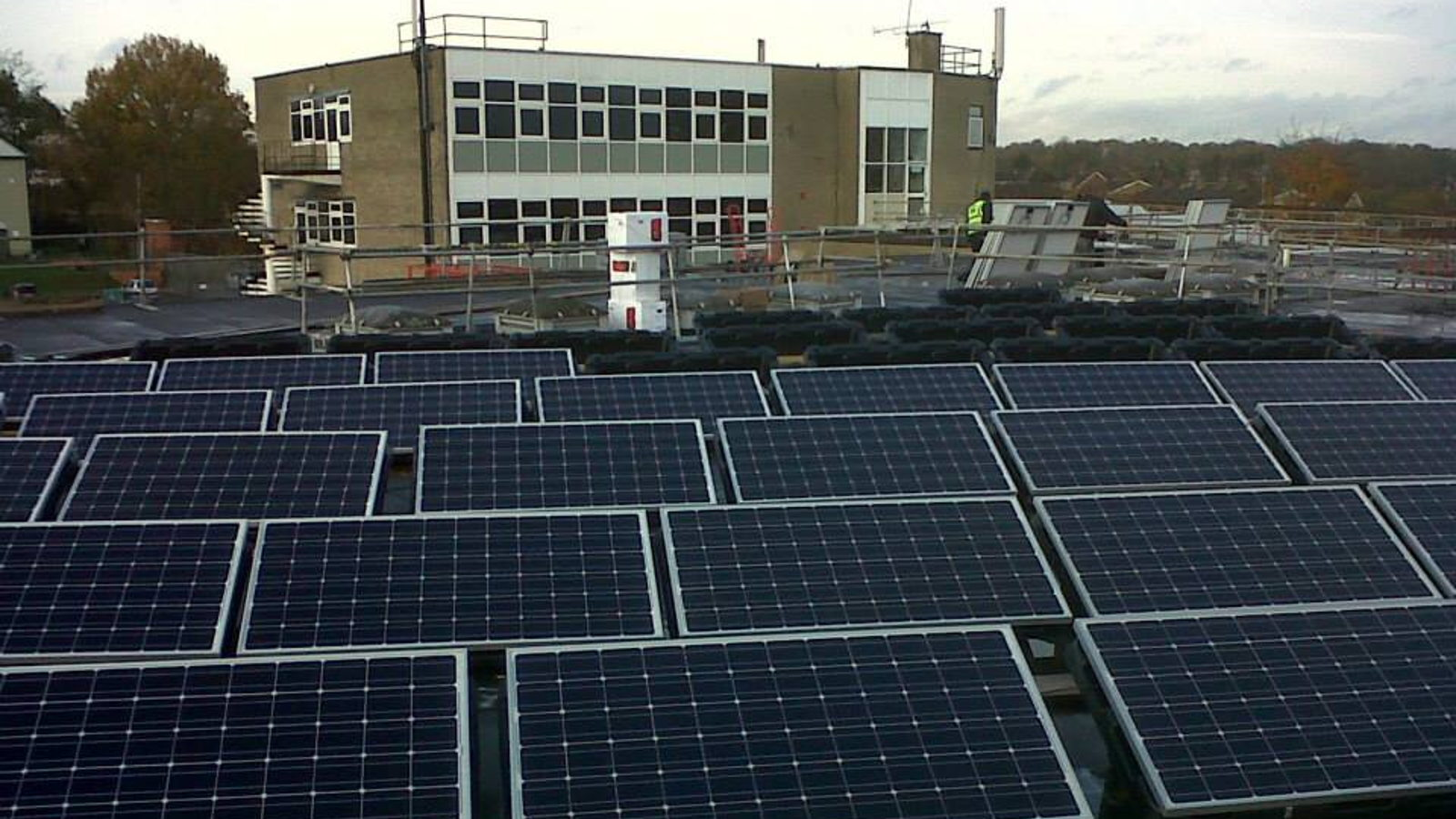 Solar Panels - Schools - by All Trade Property