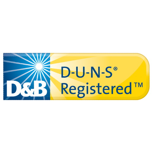 D-U-N-S Registered - Logo