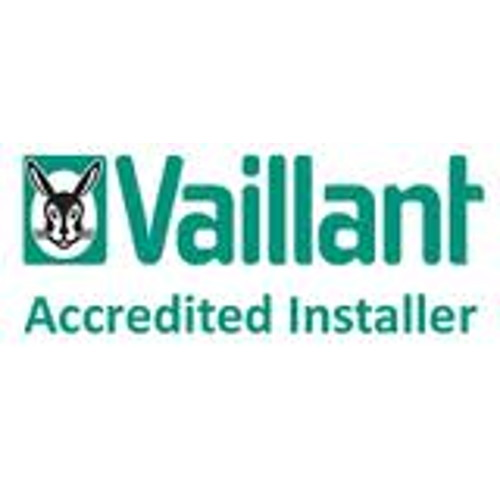 Vaillant accredited installer Logo